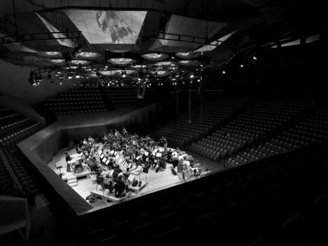 Orchester :: Ausgestattet mit Musikinstrumenten von PREISSLER MUSIC