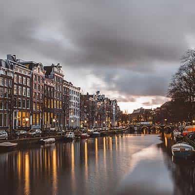 KANITZ Orchestertransporte :: Amsterdam