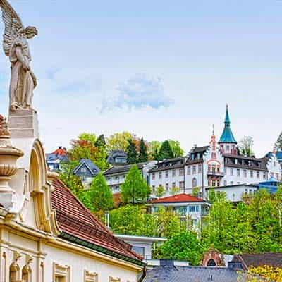 KANITZ Orchestertransporte :: Baden Baden